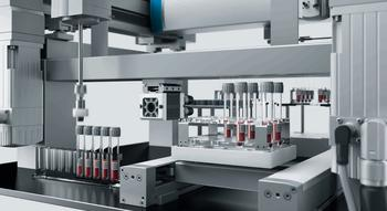 Automated sample preparation