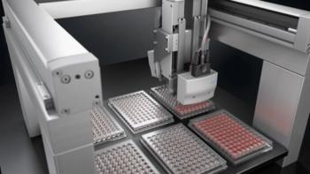 Automated liquid handling, filling of microwell plates
