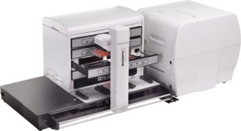 Cytation 7 may be integrated with BioTek's BioSpa 8 Automated Incubator, enabling assay workflow automation for up to eight microplates.