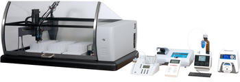 SP2000 laboratory robot to automate your drinking water analysis