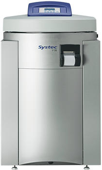 Systec V-Series laboratory autoclave
