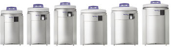 Systec V-Series from 40 to 150 liters