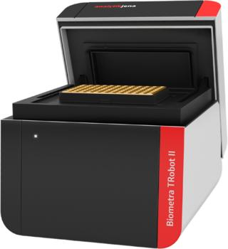 Biometra TRobot II for automated PCR workflows