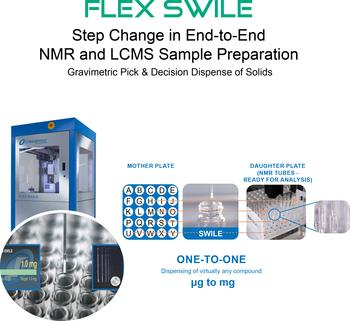 Step Change in End-to-End NMR and LCMS Sample Preparation