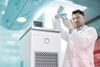 LAUDA ECO: Laboratory thermostats for reliable temperature control from -50 °C to 200 °C