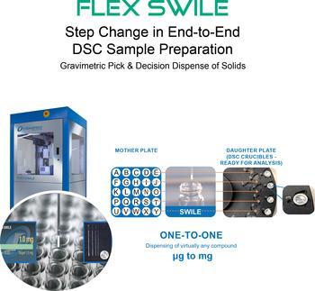 Step Change in End-to-End  DSC Sample Preparation