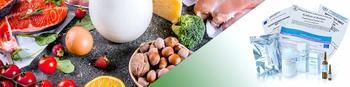 Referenzmaterialien aus dem Bereich Lebensmittel (NIST, IRMM, BCR, MUVA, IAEA, FAPAS, ERM, NRC)