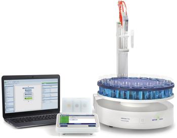 Automation with LabX software and InMotion autosampler