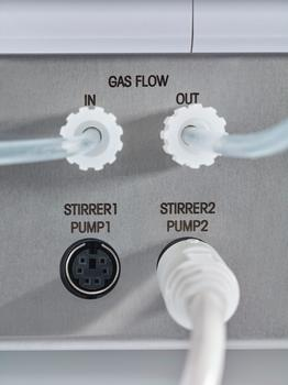 Secure gas flow control