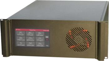 MIRO's Multicompound Gas Analyzer - 10 air pollutants and greenhouse gases measured in a single instrument