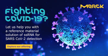 Let us help you with a reference material solution of ssRNA for SARS CoV-2 detection .