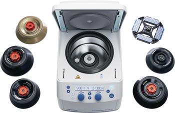 Centrifuge 5425 R mit 6 Rotoren