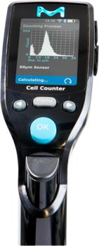 Der Scepter™ 3.0-Zellenzähler