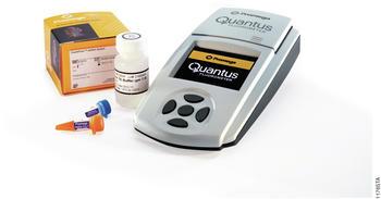 Simple, Sensitive DNA and RNA Quantitation - Quantus™ Fluorometer