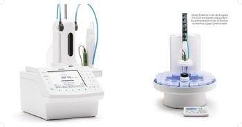 Titrator and Autosampler
