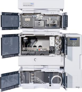 Robust components minimize instrument downtime, Early Maintenance Features ensure traceability