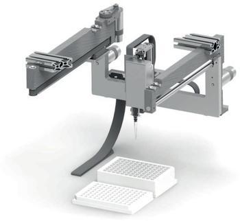 H-Move Sampler - Platzsparend und dynamisch, das ideale Tool für die Flowbench