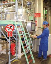 AllessaSyntec zieht Erfolgsbilanz nach erstem Großprojekt im neuen Tieftemperaturreaktor