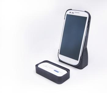 Prototyp eines mobiles Auslesegerätes für Smartphones