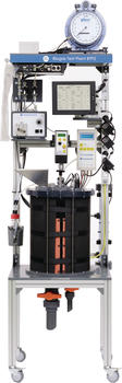 Bioreaktoranlage BTP - Basisanlage - kompakt