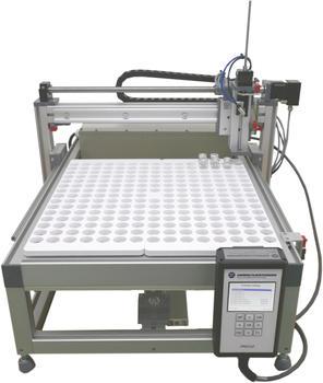 Autosampler AS2-G mit Nadeleinstichautomatik, geeignet für 224 Stück 20 ml Vials