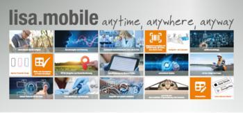 Nehmen Sie Ihr LIMS einfach mit. lisa.lims mobile setzt neue Maßstäbe und wird Sie begeistern!