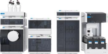 Das präparative 1290 Infinity II LC/MSD-System von Agilent