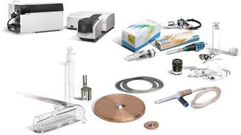 Agilent Zubehör für die Element- & Molekülspektroskopie