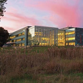 Hauptquartier von New England Biolabs in Ipswich (MA, USA)