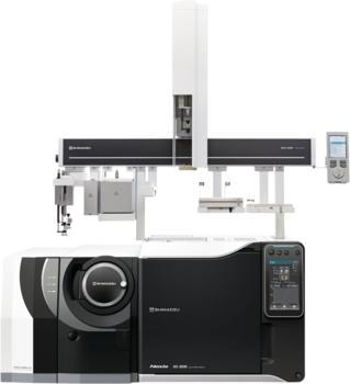 GCMS-TQ8050 NX Flexibel und Robust