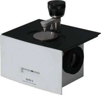 Die Standard-ATR ist ideal integriert ins Gehäuse, der Schwenkarm hat einen definierten Anpressdruck mittels Drehmoments.