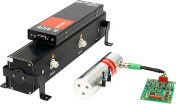 Axetris' LGD F200 module and the LGD Compact A, the portable lightweight