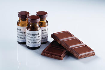 Certified reference material ERM-BD512 for the measurement of toxic elements in chocolate