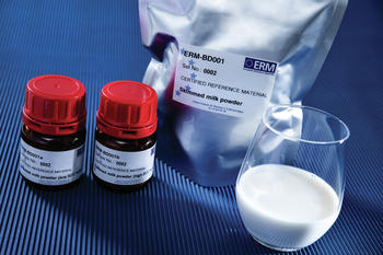 Certified reference material ERM-BD001 for the measurement of the somatic cell count in milk