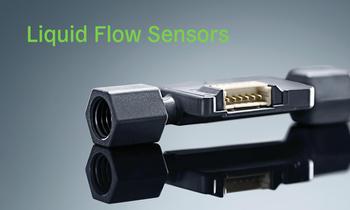 Sensirions Flüssigkeitsdurchflusssensoren