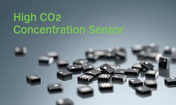 Sensirions Sensor für die Messung hoher CO2-Konzentrationen