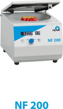 NF 200 BENCH TOP CENTRIFUGE POWERED BY N-Prime™