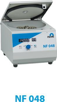 NF 048 MICROLITRE AND HAEMATOCRIT CENTRIFUGE POWERED BY N-Prime™