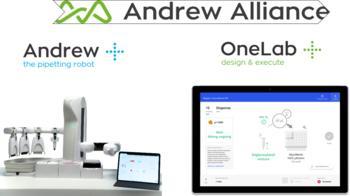 Andrew+ Pipettierroboter und OneLab Software