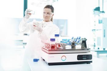 Die Schüttelapparate LAUDA Varioshake sind verlässliche Partner in vielen Anwendungsgebieten im Labor.