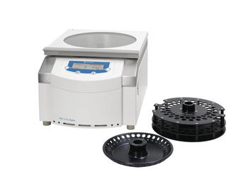 The midi concentrator RVC 2-25 CDplus is a general-purpose bench device for routine concentration tasks