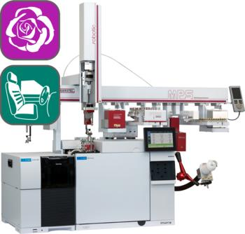 GC/MS system with MPS, Thermal Desorber and much more, perfectly equipped for determination of flavors, fragrances, off-flavors and material emissions