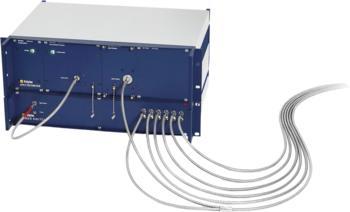 Polytec NIR-Spektrometer mit Multiplexer