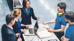 Experten-Team plant und entwickelt herstellerunabhängig