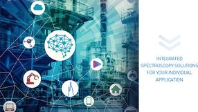Integrierte Spektroskopie-Lösungen für Ihre individuelle Applikation