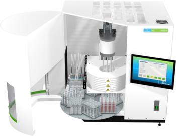 Chemagic 360 automation instrument for nucleic acid isolation and extraction