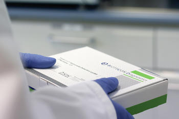 Durch AOAC-RI und ISO 16140 bestätigte Qualität: das foodproof® Salmonella Detection LyoKit