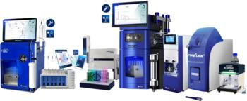 puriFlash® 360° Liquid Chromatography Purification Plattform