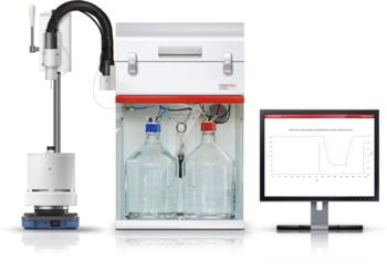CRYSTEX QC Automated Soluble Fraction Measurement
