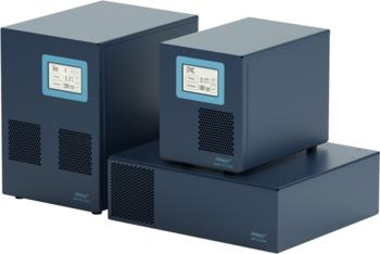 The separate ODTC power and control unit minimises the on-Deck footprint. The PCU can be mounted vertically or horizontally